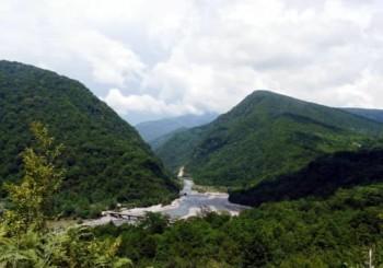 Озера и минеральные источники Абхазии