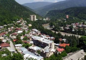 Грузия. Минеральные воды и источники
