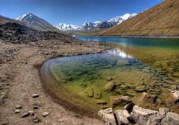 Озеро Иссык-Куль (Issyk Kul)