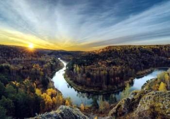 Целебные озера и источники Сибири