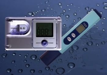 Замеры показателей качества воды в домашних условиях