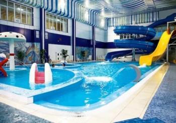 Оборудование для бассейнов.